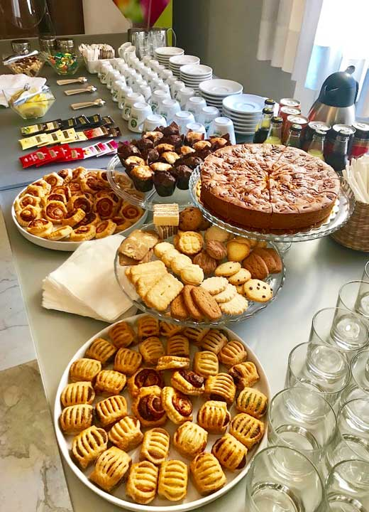 Catering per uffici e Aziende Foodontheroad