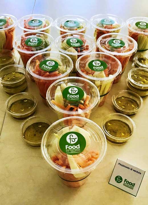 Catering per Uffici Foodontheroad